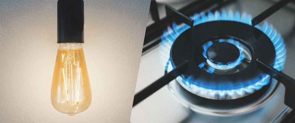 Choice of gas and electricity supplier