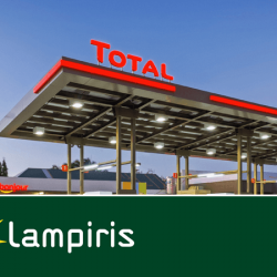 Lampiris into the hands of Total