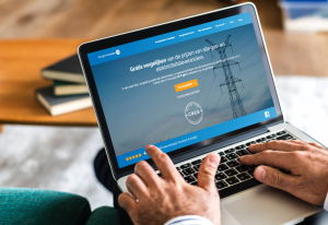 comparison tool for energy prices