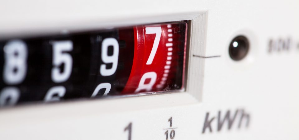 Read electricity meter energy comparison - energyprice