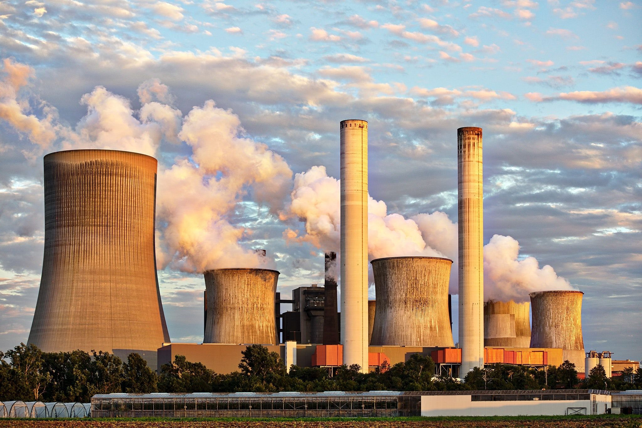 Nuclear power plant – thermal power plant - Energyprice