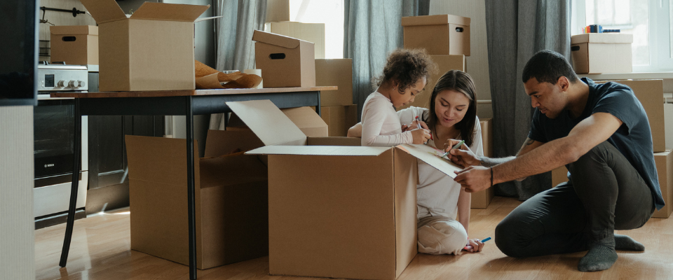 Moving house: what should you do with your ENGIE, Luminus, Lampiris or other contract?